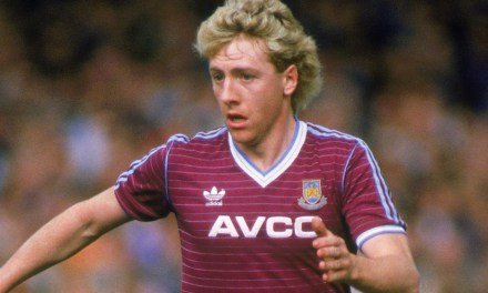 Frank McAvennie – the East End dreamer