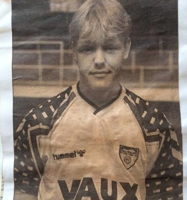The finest young English footballer you never saw