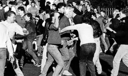 I predict a riot: Boro vs Darlo and the madness of 86
