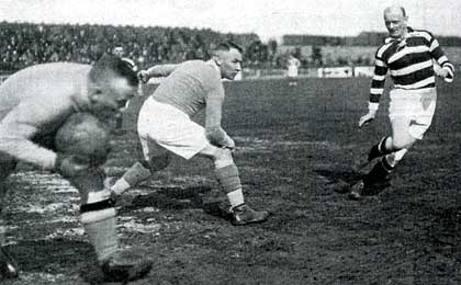 The hunt for Adolf – Germany's first football icon