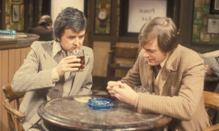 Football on the small screen, part 1: Whatever Happened to the Likely Lads, No Hiding Place