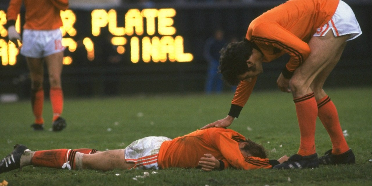 The Never, Never Land of the Netherlands at the World Cup