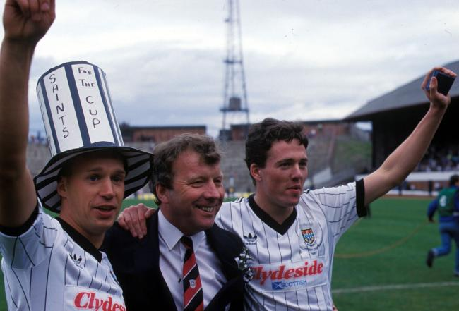The best of Buddies – when St. Mirren created a record that might never be broken