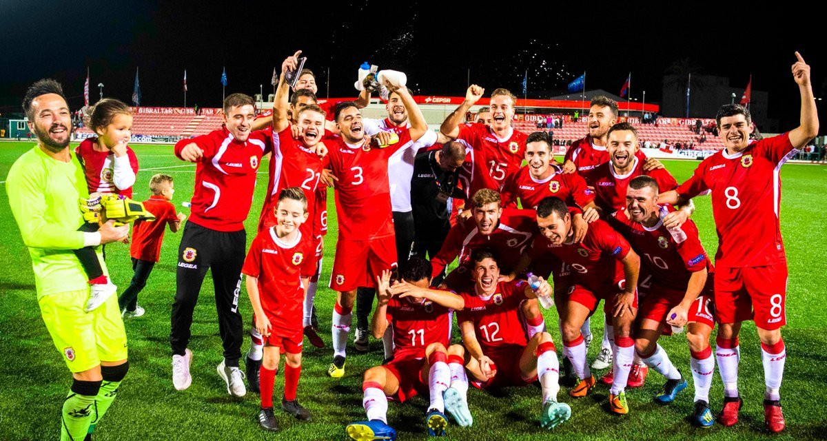 The shock of Gibraltar: how the minnows' minnows mastered the art of winning
