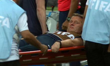 Falling in love, breaking an ankle, antagonising bouncers: Football's medical staff in the headlines