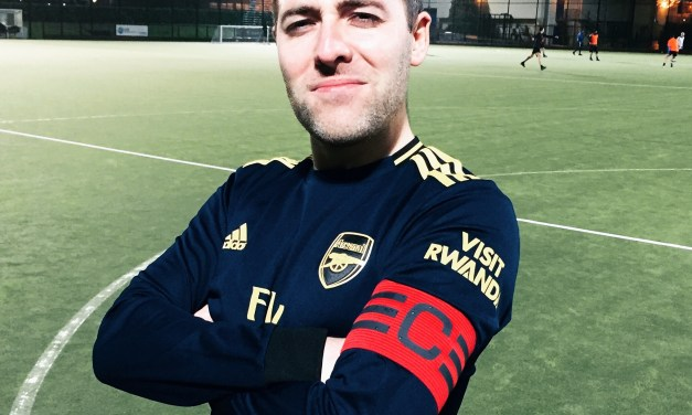 Creative captaincy: the art of the armband