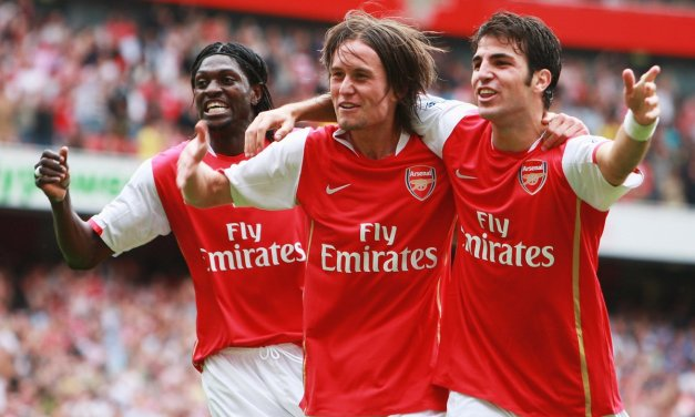 Arsenal 2007-08: Wengerball at its best