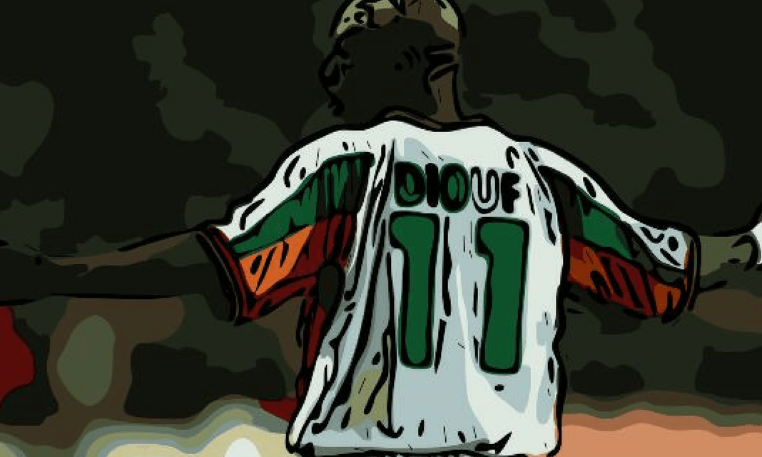 The Spits and Spats of El Hadji Diouf