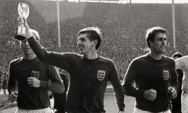 Martin Peters: Ten years ahead of his time (part one)