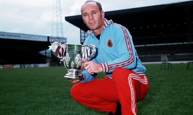 Ron Saunders, a managerial legend? Do you want to bet against it?