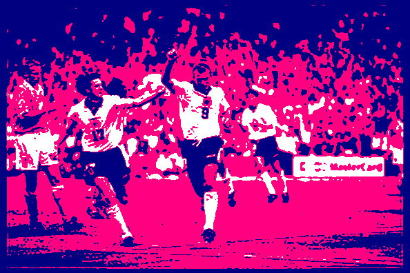 Euro '96: When football came home – matchday one