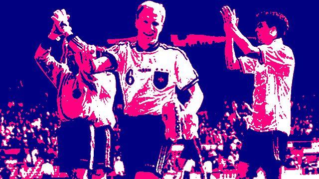 Euro '96: When football came home – matchday 12 – quarter-finals