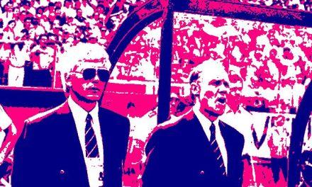 A beautifully random intervention: Rinus Michels, Valeriy Lobanovskyi and the Euro 1988 Final (Part Two)
