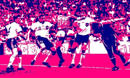 Euro '96: When football came home – matchday 13 – second semi-final