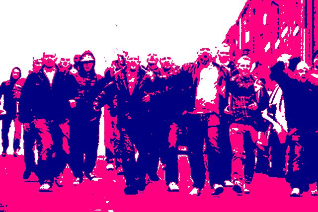 Terrace trouble: The hooliganism saga