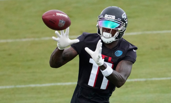 What WR hated Man Coverage the most in 2020?
