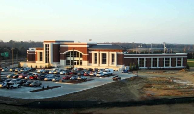 MSU facility