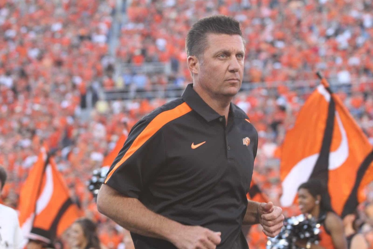 Is It Time To Worry About Mike Gundy And Oklahoma State