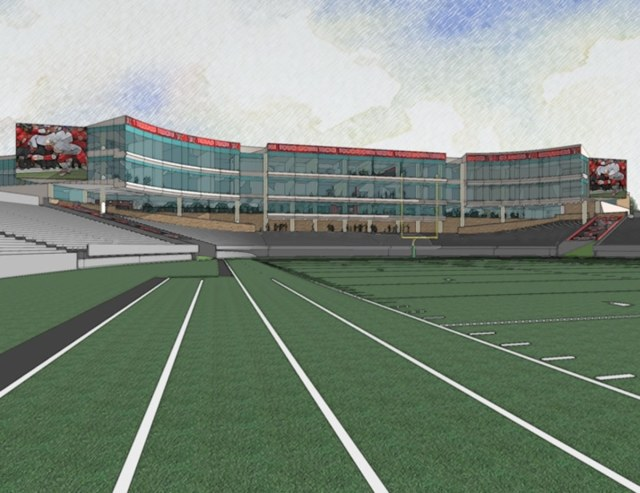 Photos Texas Tech Launching Major Facilities Renovations