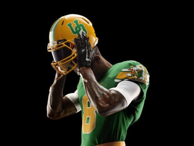 Oregon throwbacks