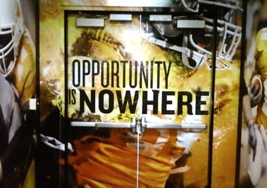 opportunityisnowhere