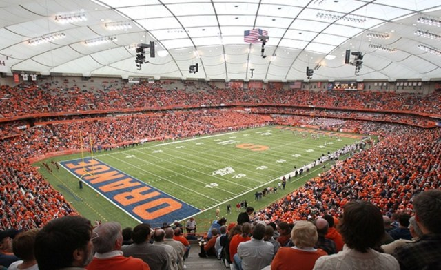 Here S How Syracuse Wants To Renovate The Carrier Dome