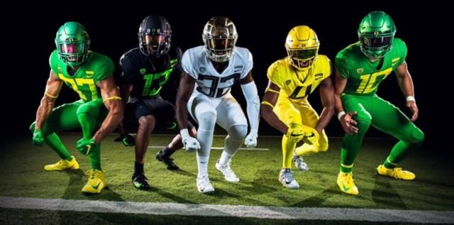 fb3090df4e5 Baylor unveils new Oregon-esque uniforms - FootballScoop