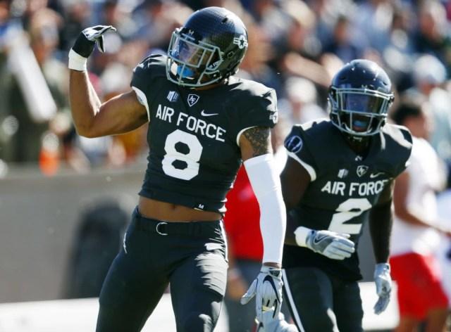 Air Force Unveils Latest Specialty Uniform