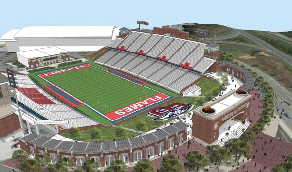 Williams Stadium Expansion Ready for 2018 Season ...