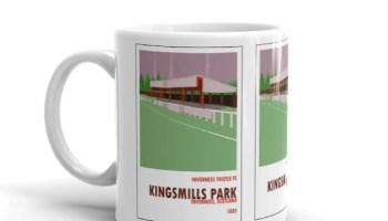 Legend Series Ayresome Park mug, Middlesbrough  Coffee, tea