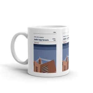 Coffee cup of Stadio Luigi Ferraris and Sampdoria