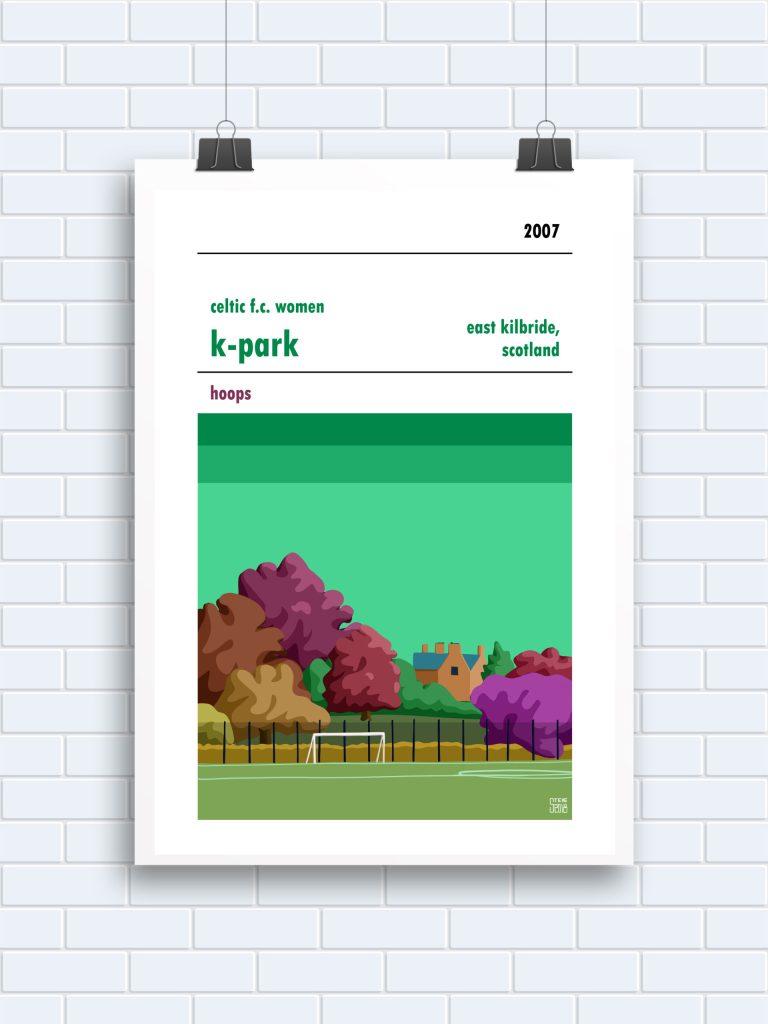 Celtic Women K-Park Print