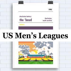 US Men's Leagues