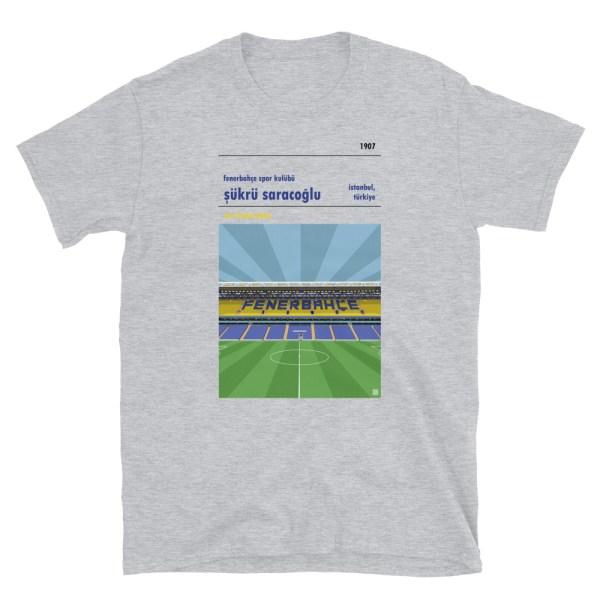 Fenerbahce and Sukru Saracoglu t-shirt