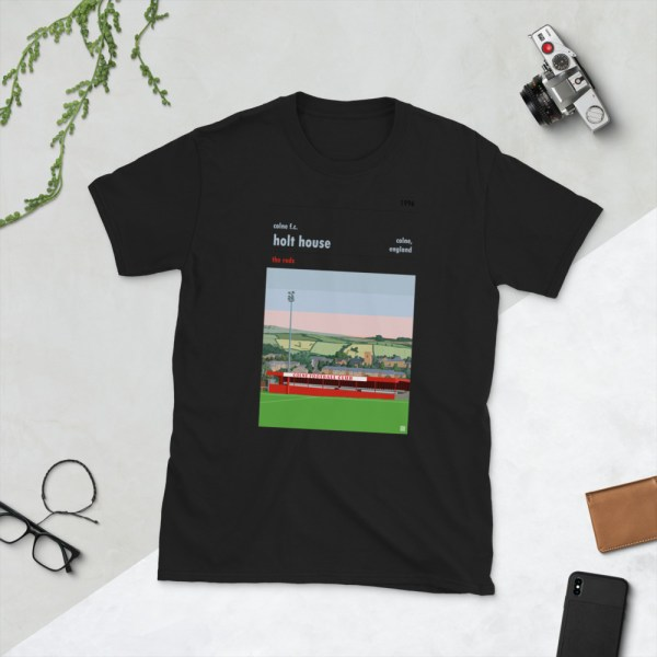 Black Colne FC and Holt House T-Shirt