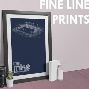 Fine Line Prints