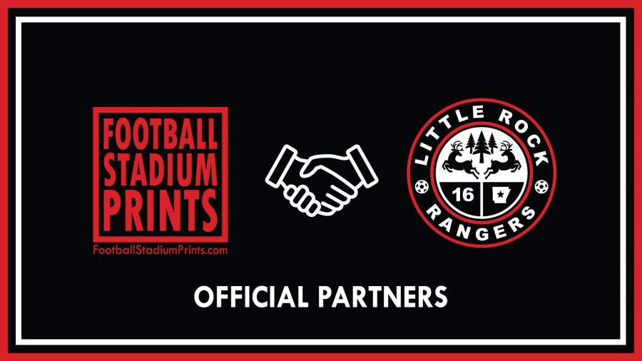 Little Rock Rangers Official Partnership announcement
