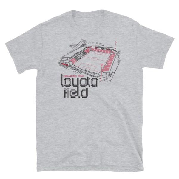 San Antonio FC and Toyota Field T-Shirt