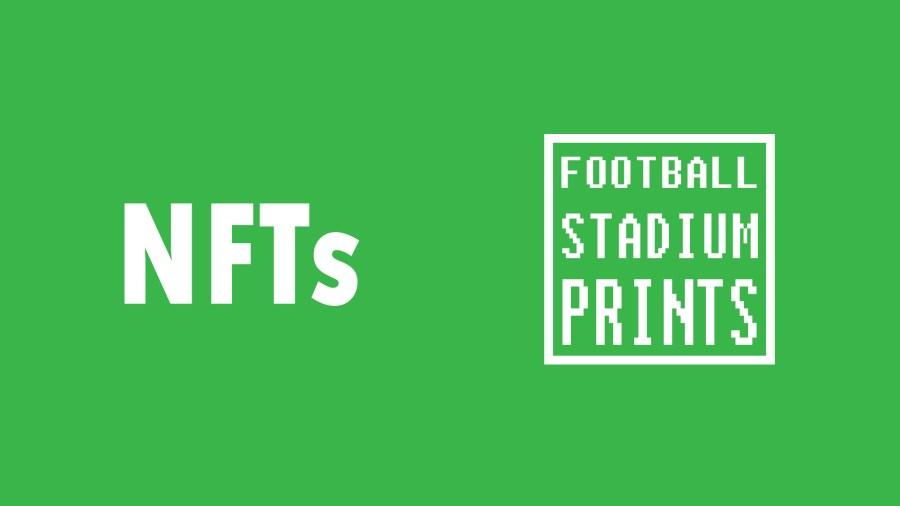 NFTs by Football Stadium Prints
