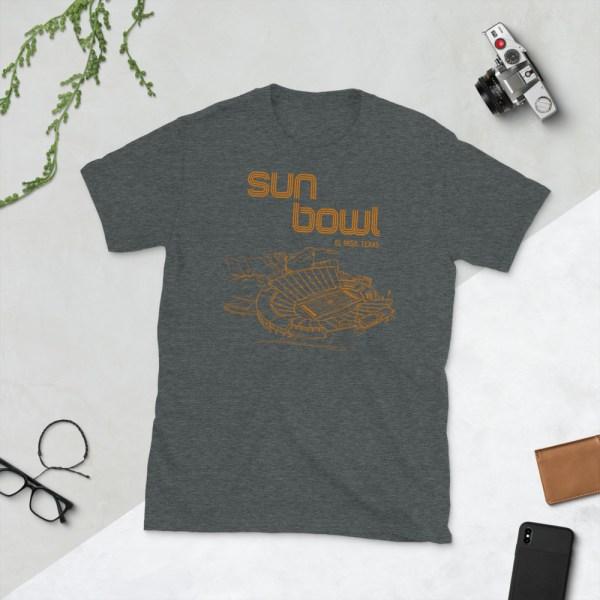 Dark gray UTEP Miners and Sun Bowl T-Shirt
