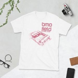 White BMO Field T-shirt