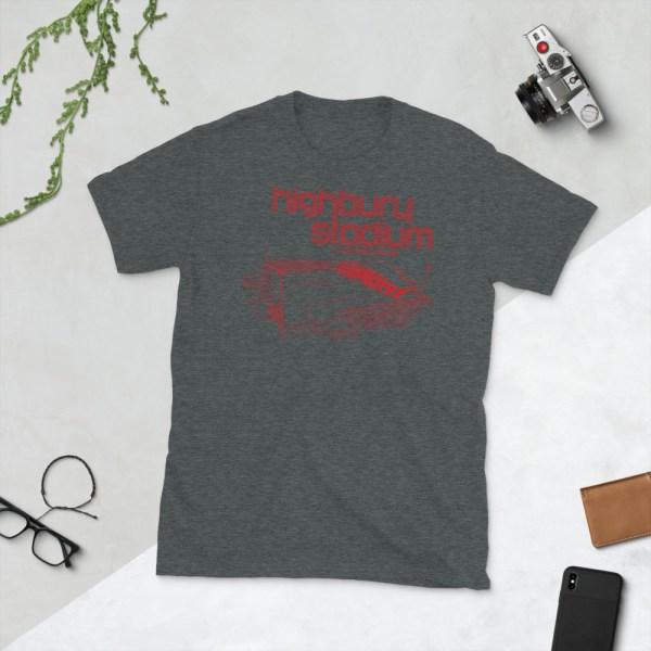 Heather Fleetwood Town and Highbury Stadium T-Shirt