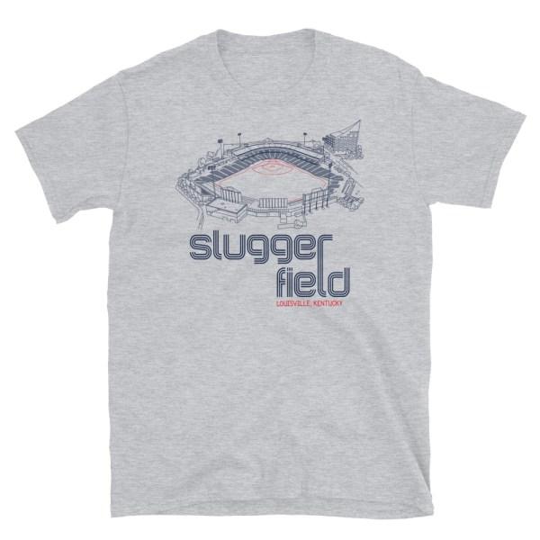 Slugger Field and Louisville Bats T-Shirt