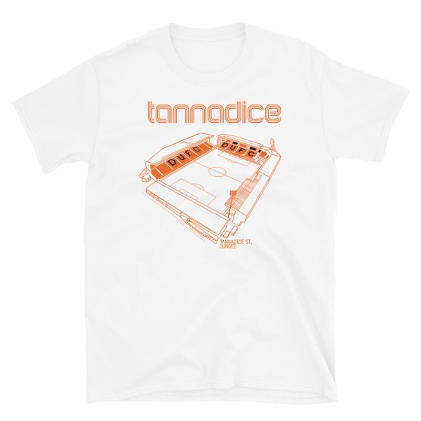 Tannadice and Dundee United T-Shirt