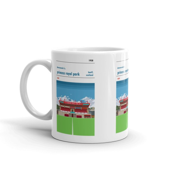 Deveronvale and Princess Royal Park Football Mug