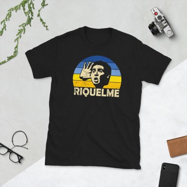 Black Riquelme T-Shirt