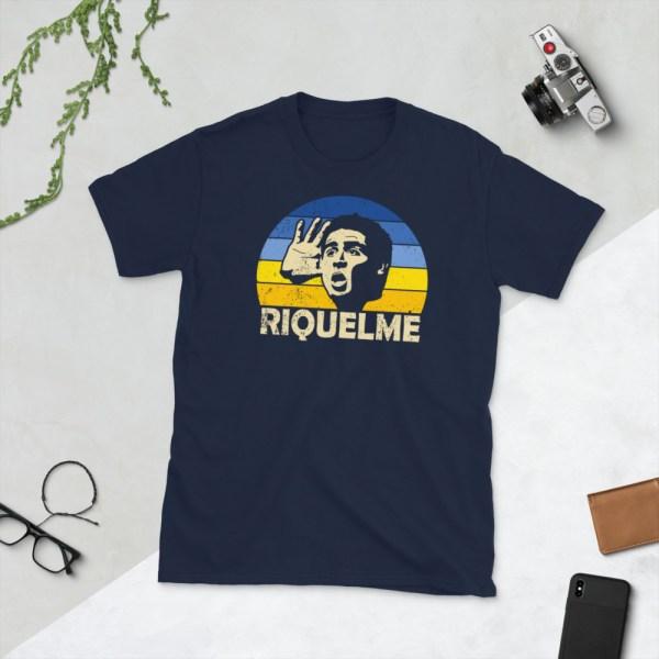 Navy Riquelme T-Shirt