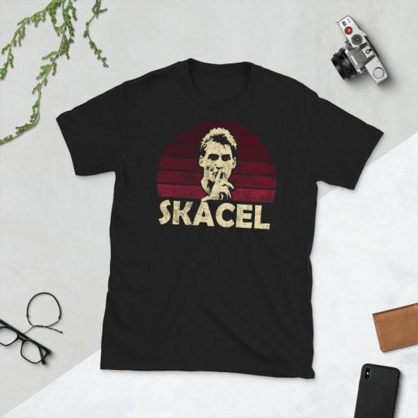 Black Rudi Skacel T-Shirt