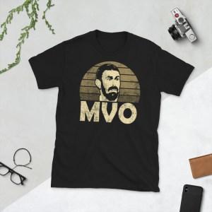 Black MVO and Birmingham Legion T-Shirt