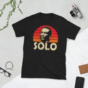Black Solomon Asante and Phoenix Rising T-Shirt